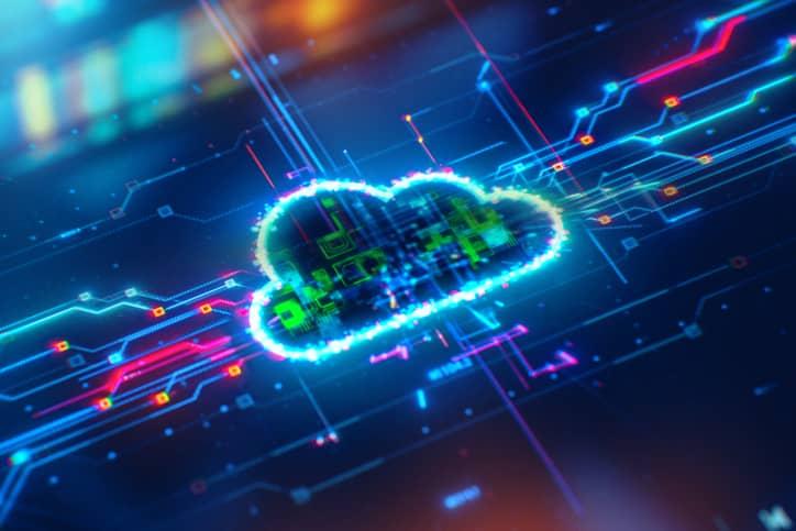 koncepcja danych w chmurze